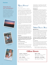 56-page annual area guide for Oak Island Accommodations
